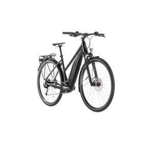 Cube Touring Hybrid ONE 400 - Vélo de trekking électrique - Trapez noir